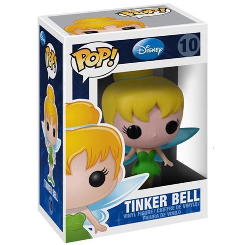 Funko Pop Disney Tinker Bell Sininho Disney 10  - Game Land Brinquedos