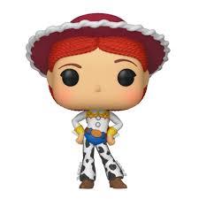 Funko Pop Jessie do Filme Disney Toy Story 4  - Game Land Brinquedos