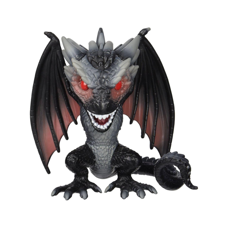 Funko Pop Drogon #46 Game of Thrones Super Sized  - Game Land Brinquedos