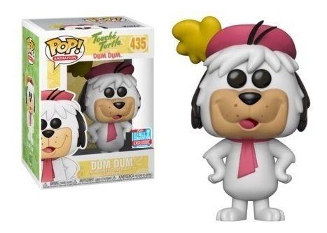 Funko Pop Dum Dum Hanna Barbera Tartaruga Touche 435  - Game Land Brinquedos