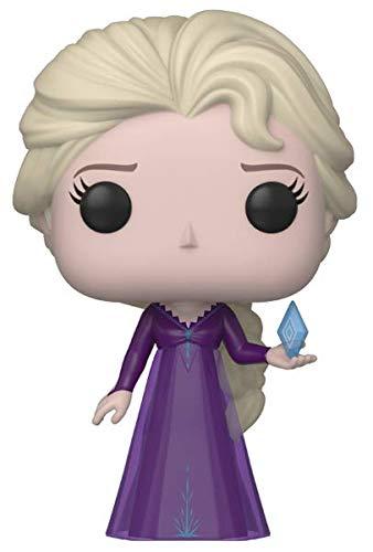 Funko Pop Elsa Frozen 2 Exclusivo 594  - Game Land Brinquedos