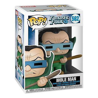 Funko Pop Fantastic Four Mole Man Quarteto Fantástico  - Game Land Brinquedos
