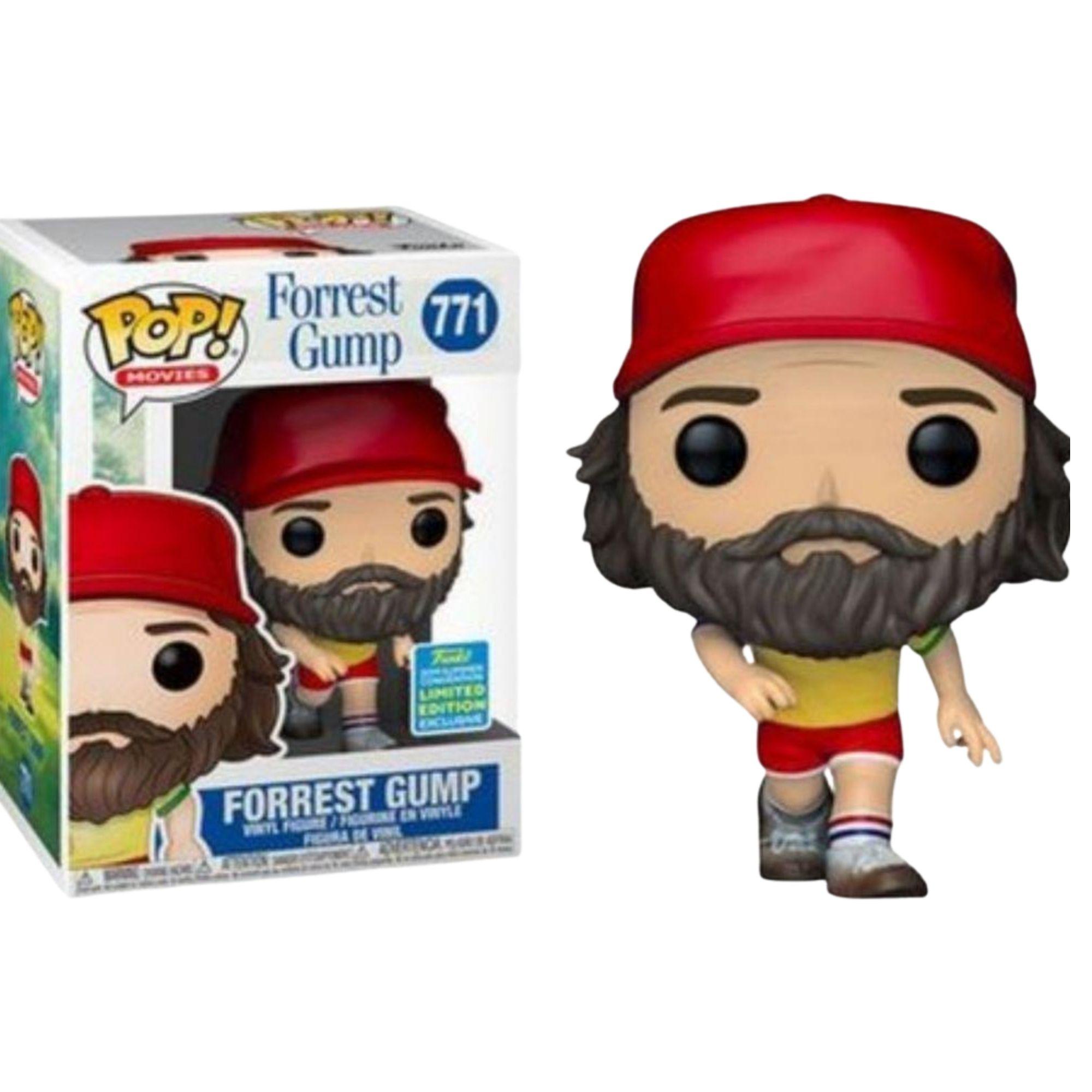 Funko Pop Forrest Gump #771 Corrida Edição Limitada  - Game Land Brinquedos