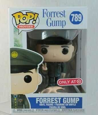 Funko Pop Forrest Gump Exclusivo Target  - Game Land Brinquedos