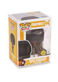 Funko Pop Fortnite Dark Vanguard Brilha no Escuro 464  - Game Land Brinquedos