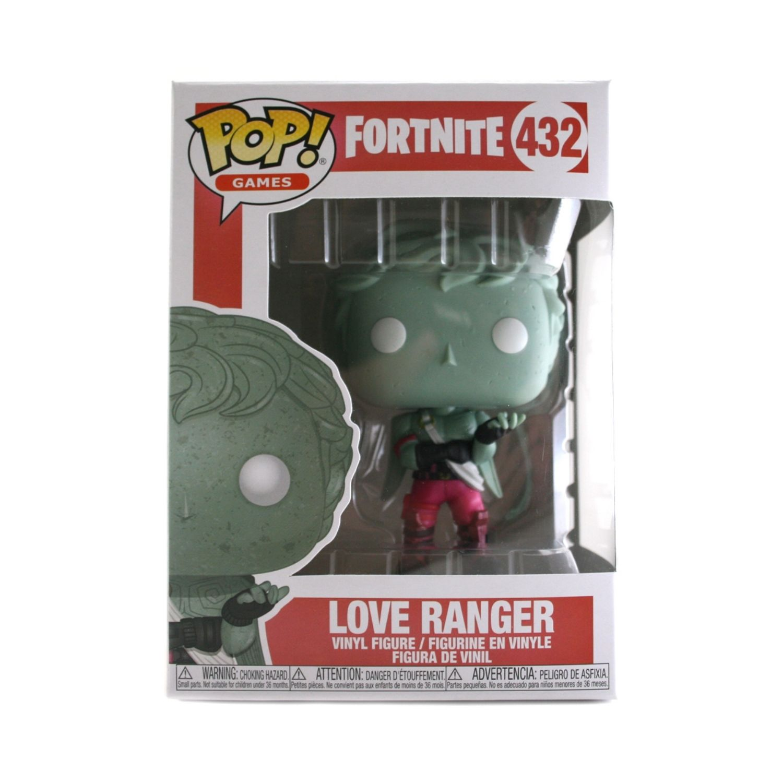 Funko Pop Fortnite Love Ranger #432  - Game Land Brinquedos