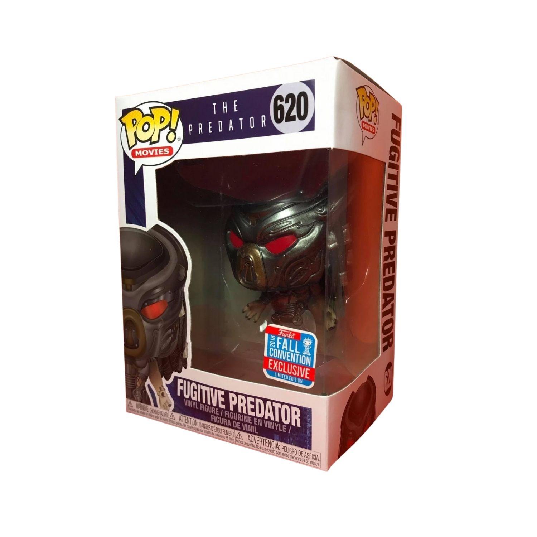 Funko Pop Fugitive Predator #620 Fall Convention  - Game Land Brinquedos