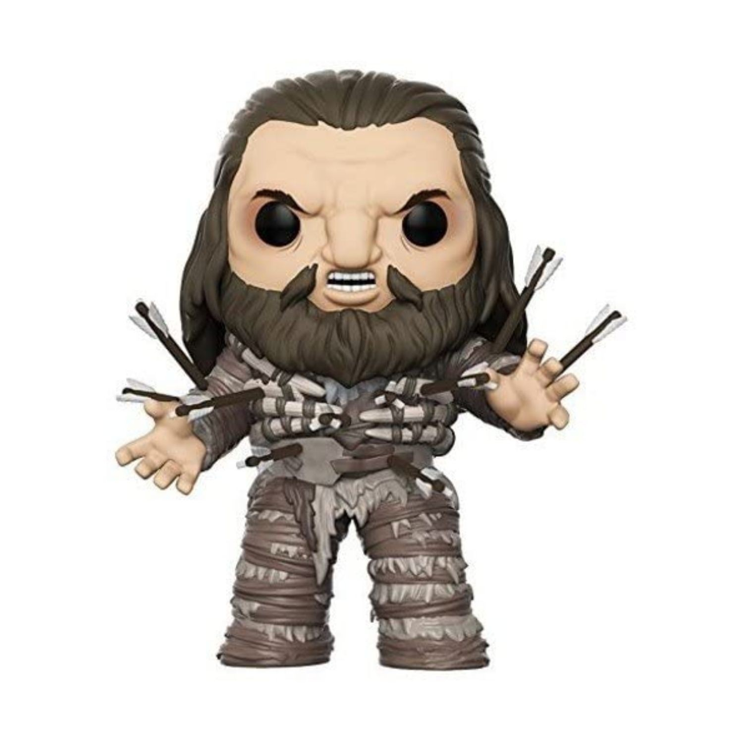 Funko Pop! Game Of Thrones - Wun Wun #55 Super Sized - Game Land Brinquedos