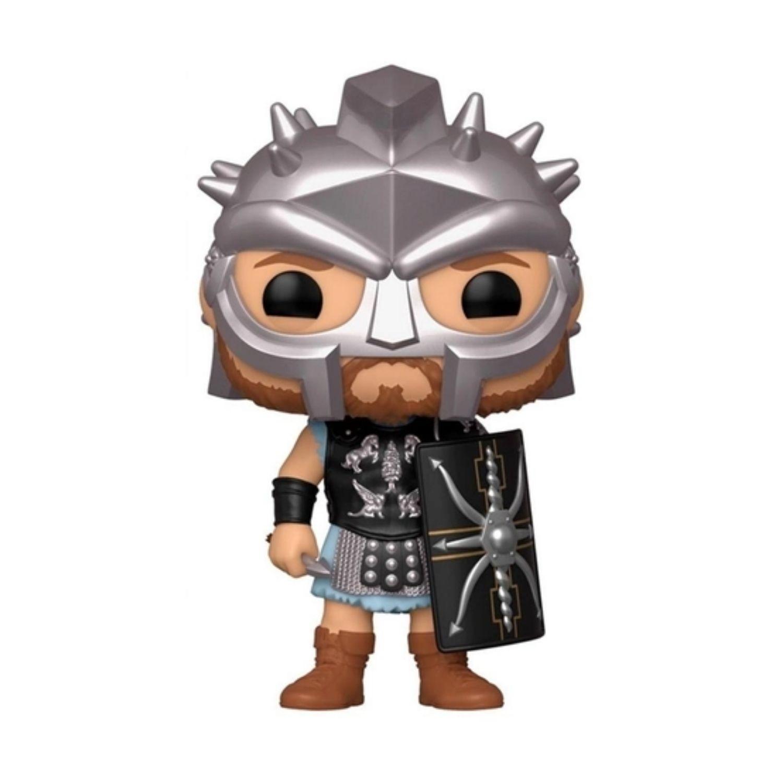 Funko Pop Gladiador Maximus #859  - Game Land Brinquedos