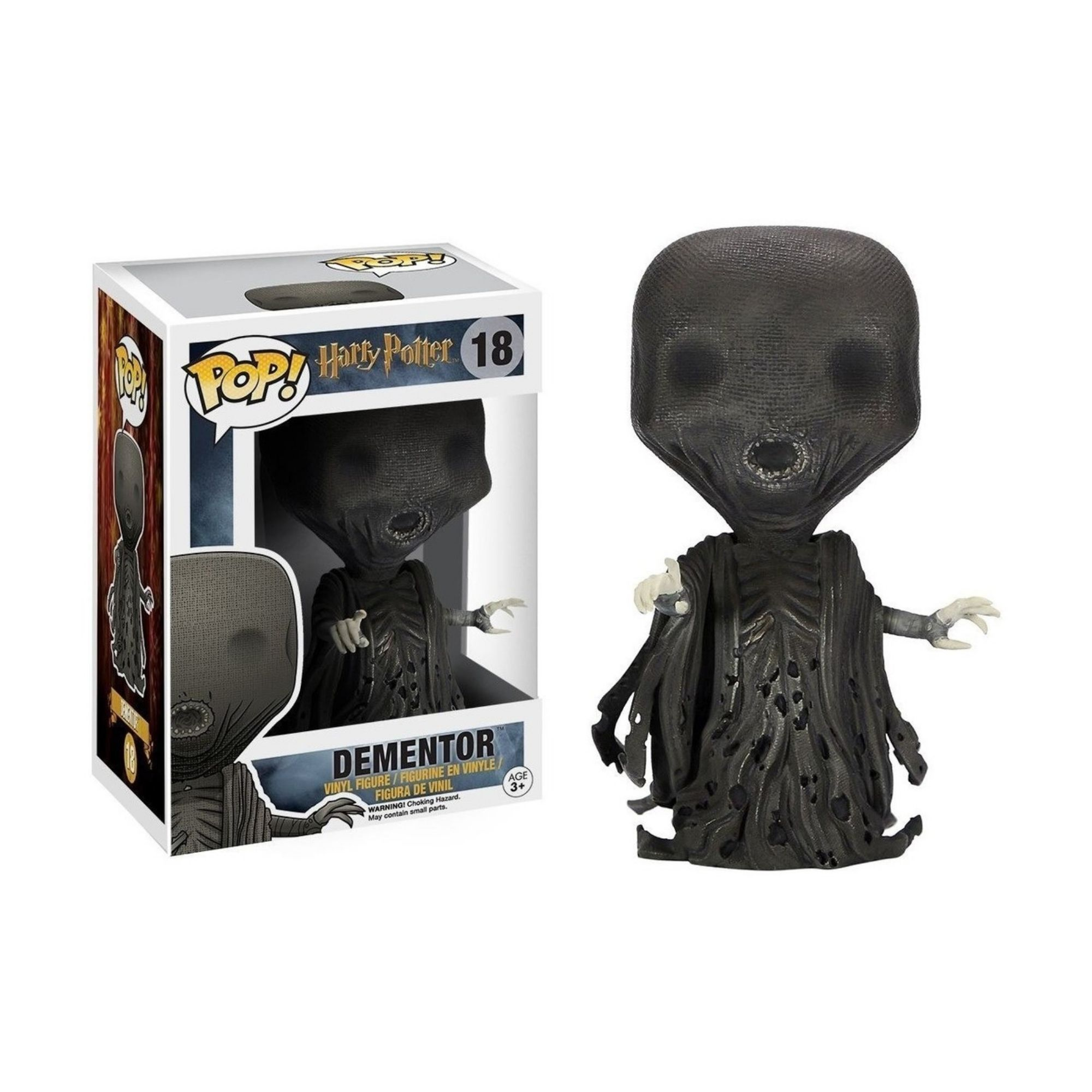 Funko Pop Harry Potter Dementor # 18  - Game Land Brinquedos