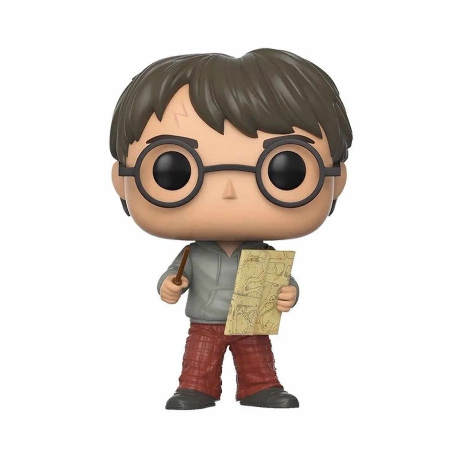 Funko Pop Harry Potter: Harry  com Mapa Maroto #42  - Game Land Brinquedos