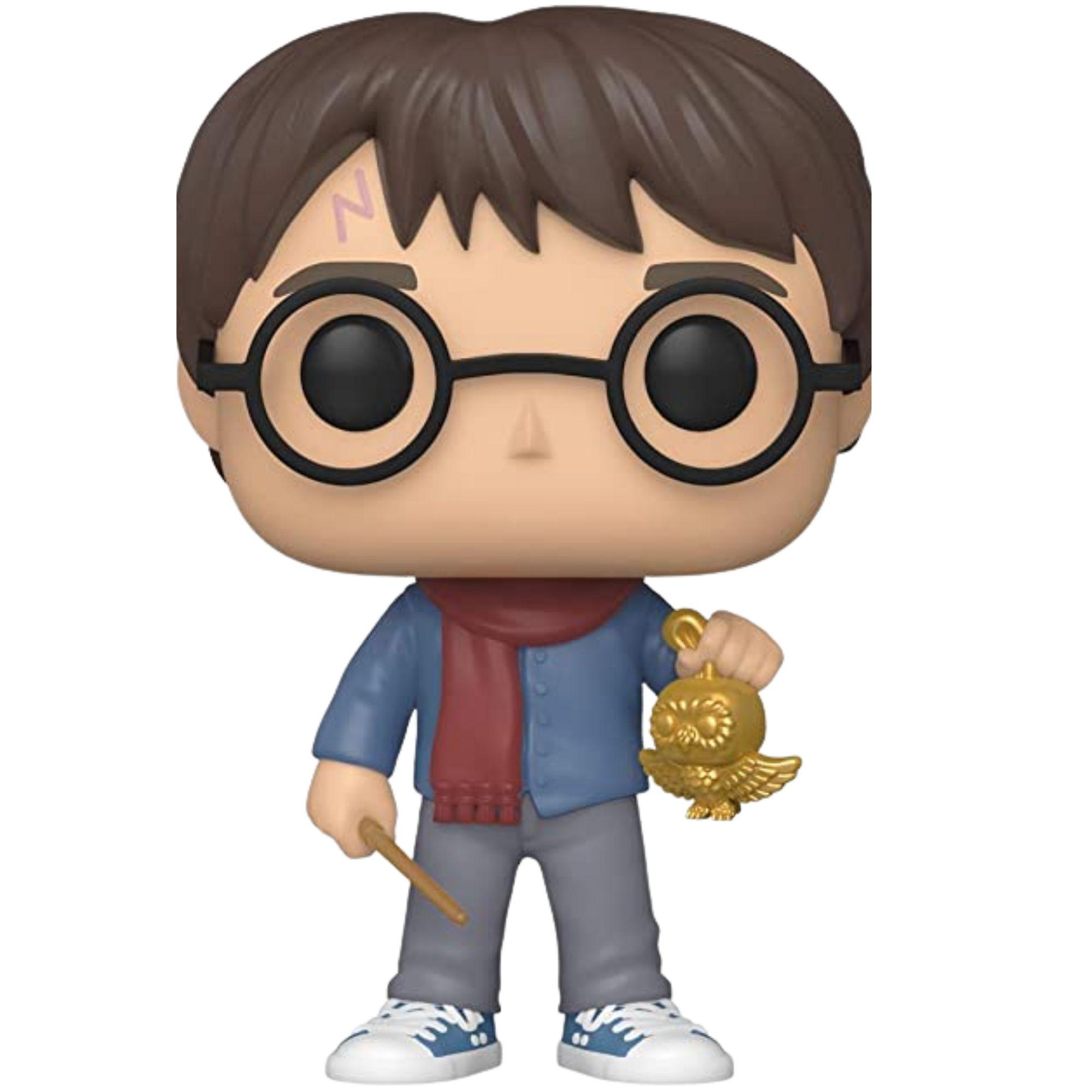 Funko Pop Harry Potter Holiday Natal #122  - Game Land Brinquedos