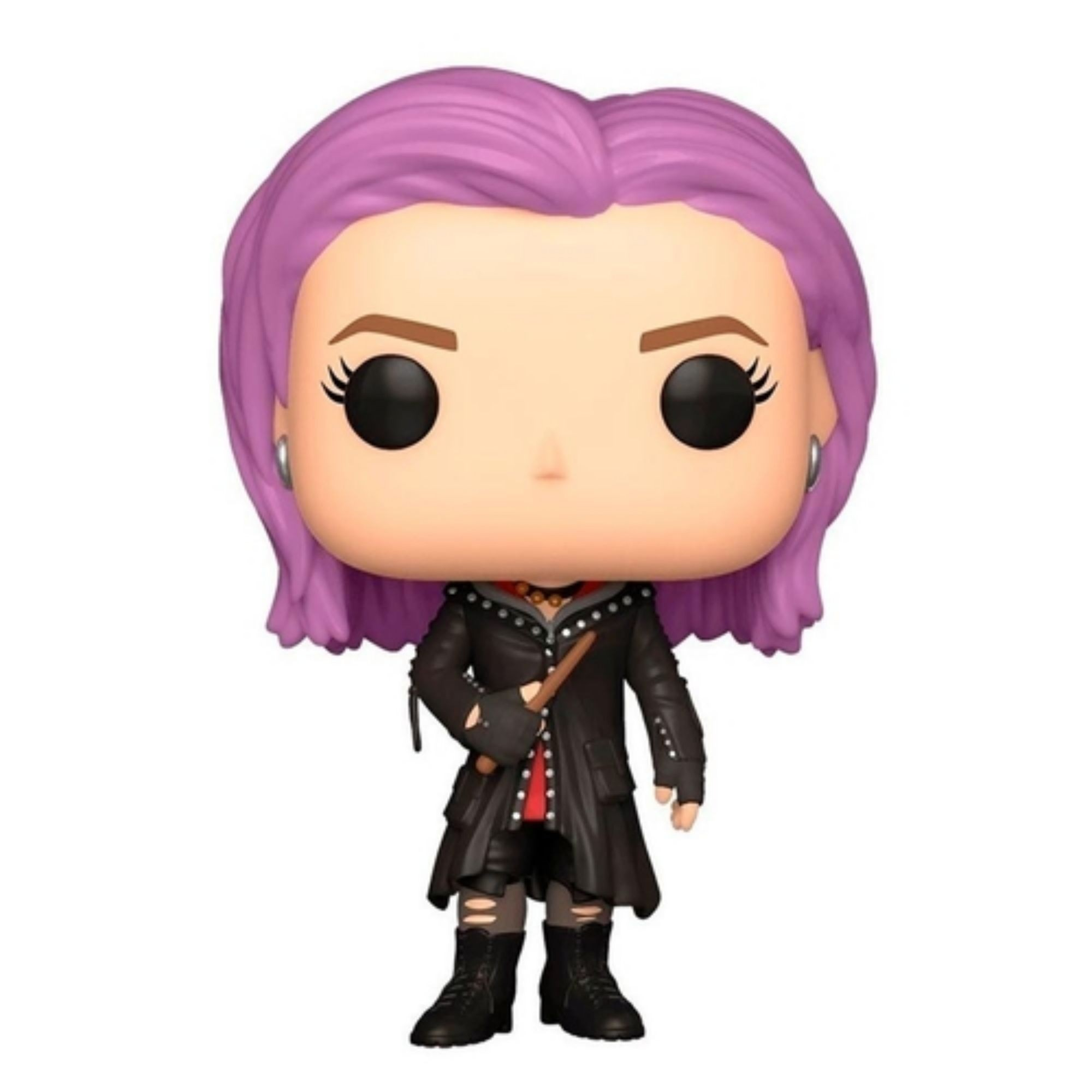 Funko Pop Harry Potter Nymphadora Tonks ECCC 2020 107  - Game Land Brinquedos
