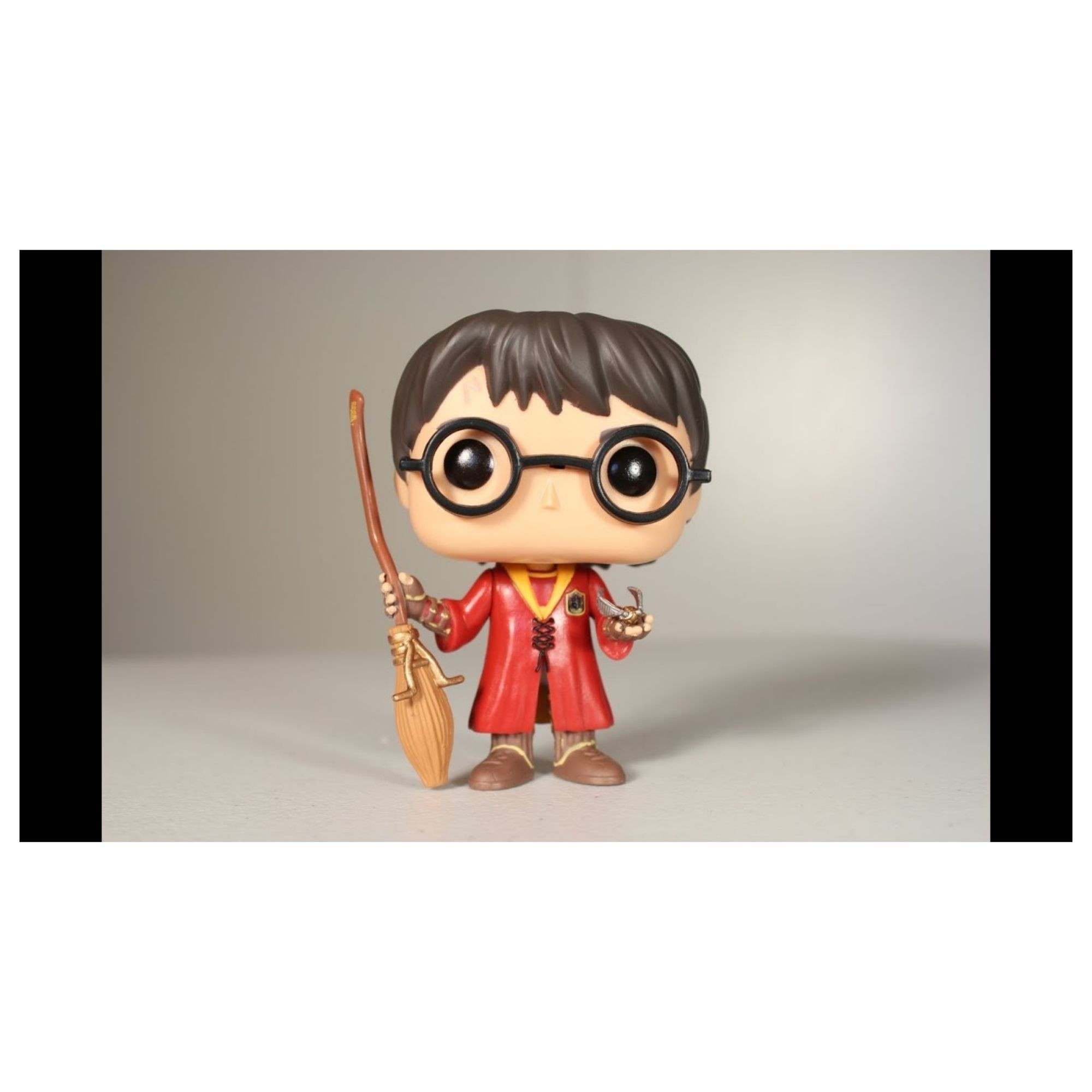Funko Pop Harry Potter Quidditch Quadribol #08  - Game Land Brinquedos