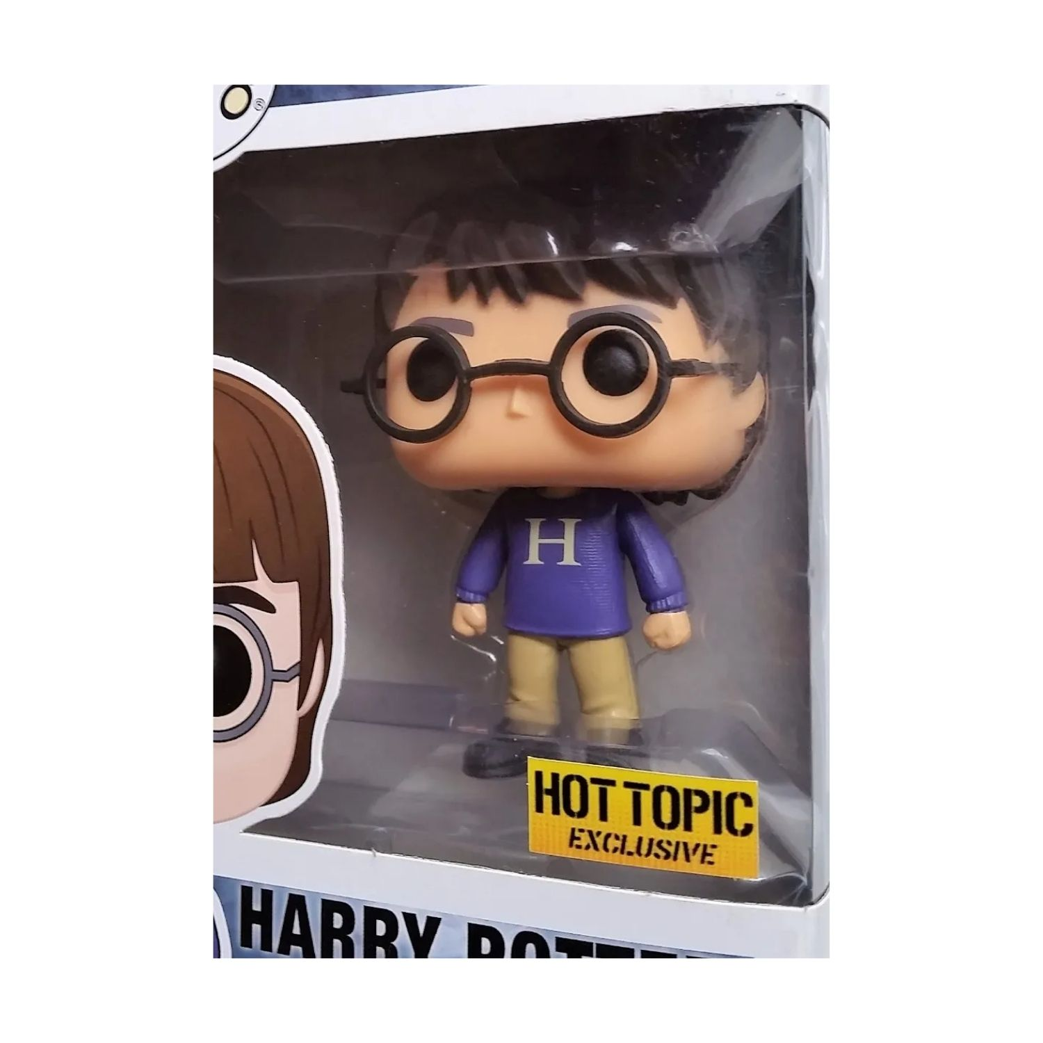 Funko Pop Harry Potter Sweater Hot Topic Exclusive #27  - Game Land Brinquedos