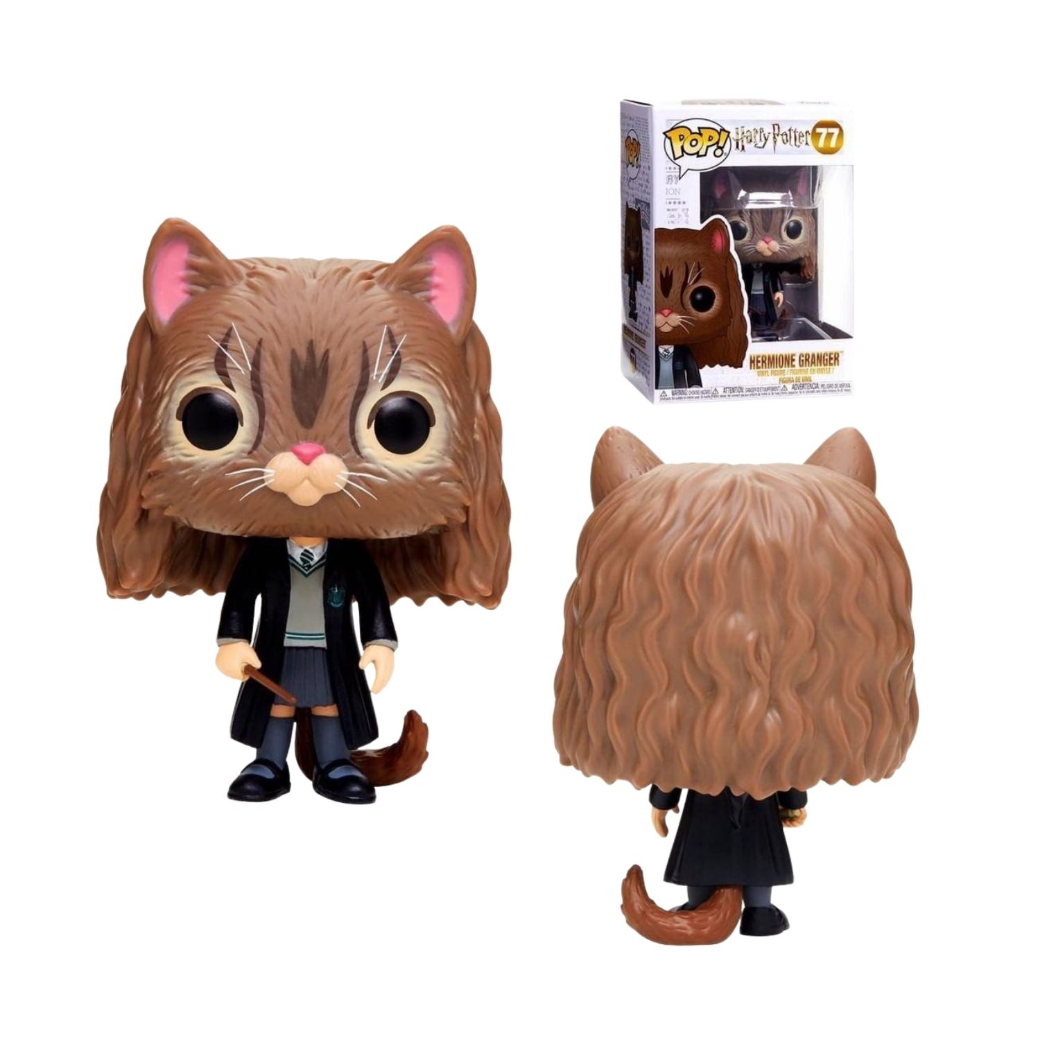 Funko Pop Hermione Granger #77 Harry Potter  - Game Land Brinquedos