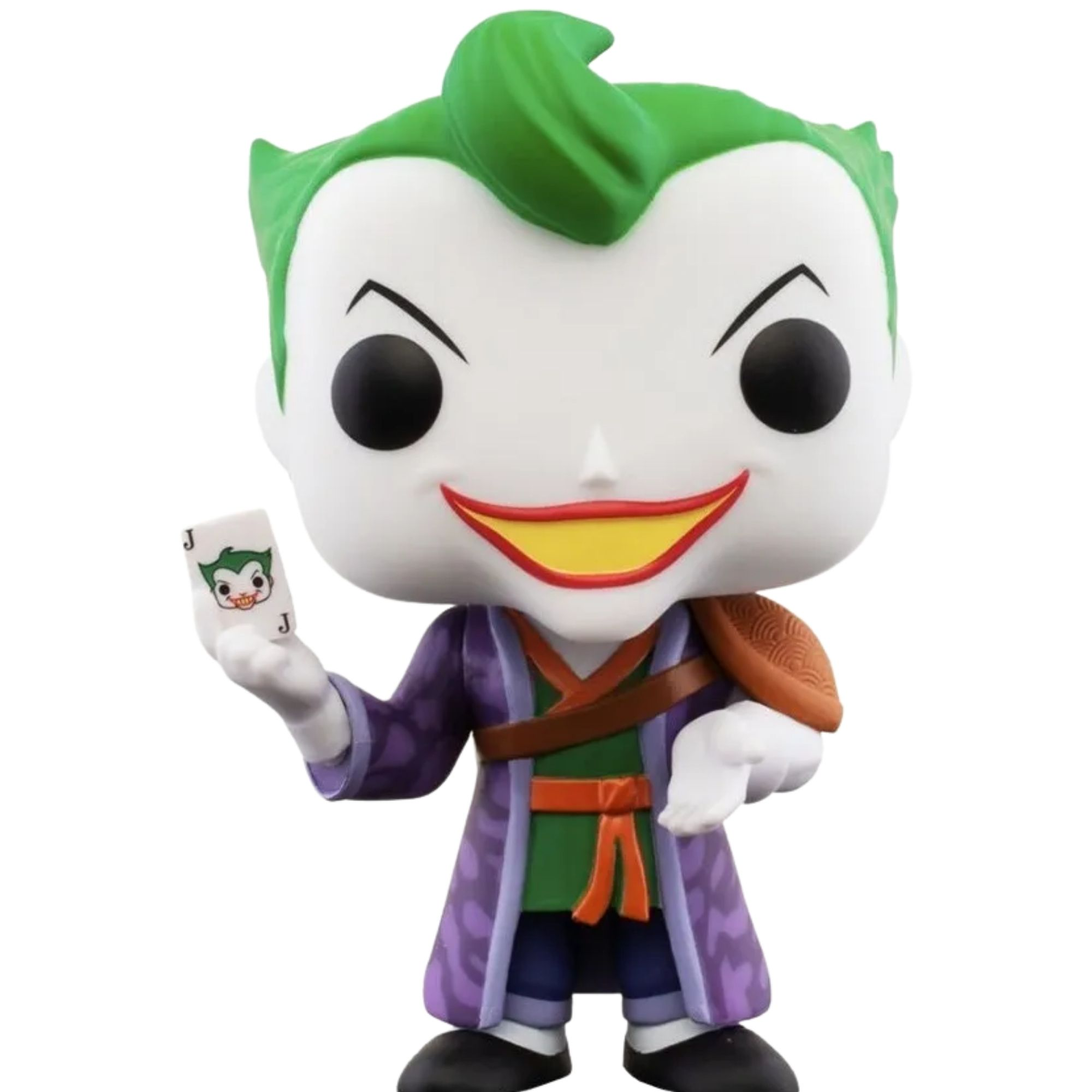 Funko Pop Heroes The Joker Coringa Dc Comics #375  - Game Land Brinquedos