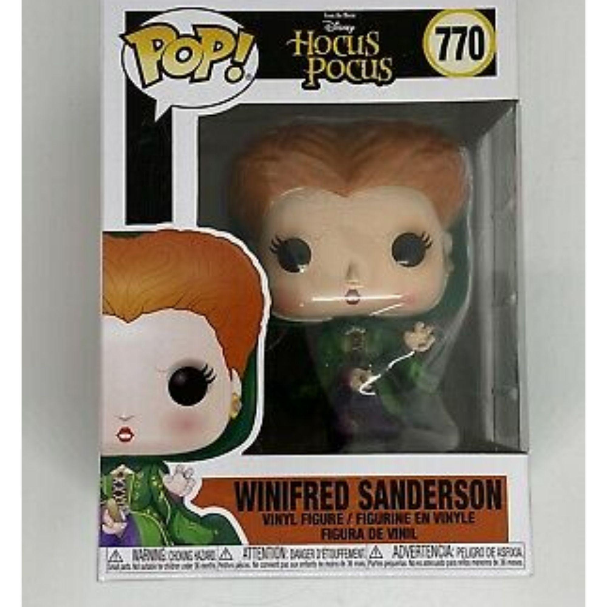 Funko Pop Hocus Pocus Flying Winifred Sanderson #770  - Game Land Brinquedos