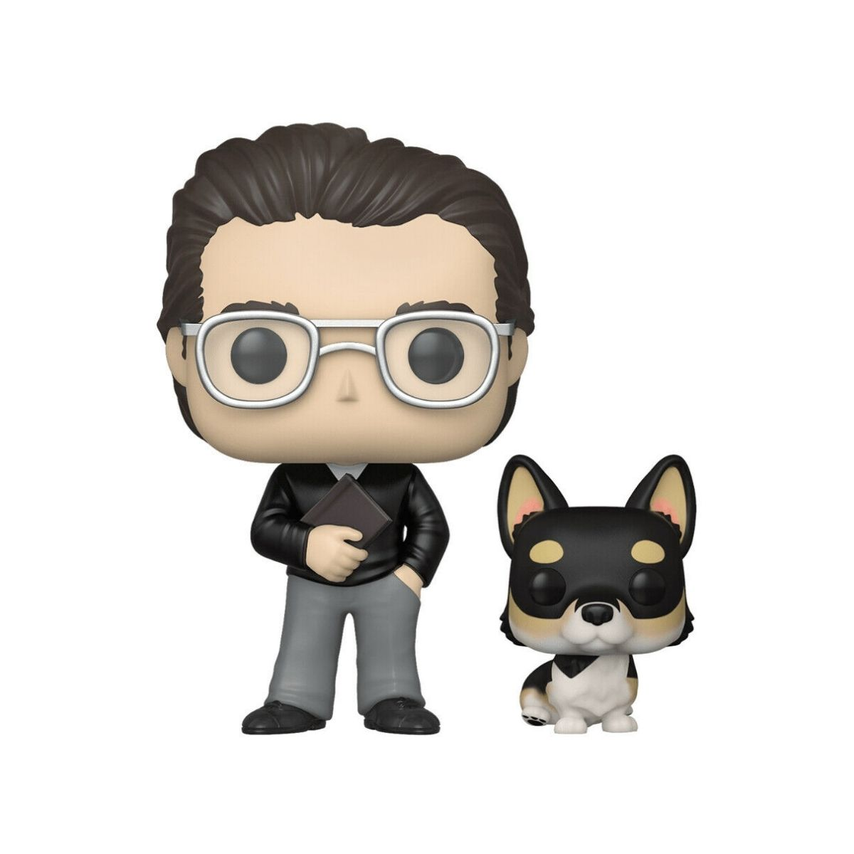 Funko Pop Icons Stephen King e Molly Fye #53  - Game Land Brinquedos