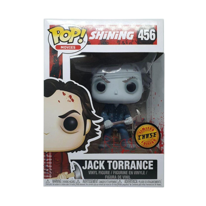 Funko Pop Jack Torrance #456 Chase The Shining O Iluminado  - Game Land Brinquedos