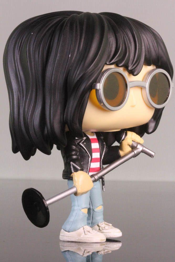 Funko Pop Joey Ramone Rock  - Game Land Brinquedos