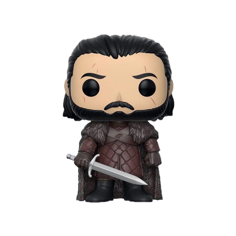 Funko Pop Jon Snow #49 Game of Thrones  - Game Land Brinquedos