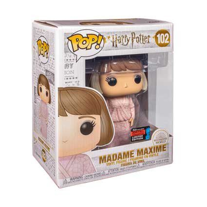 Funko Pop Madame Maxime Harry Potter Exclusivo NYCC 2019 Hagrid  - Game Land Brinquedos