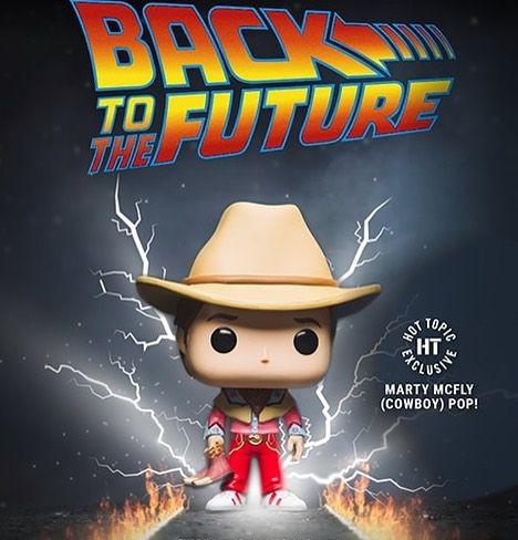 Funko Pop Marty Mcfly De volta para o Futuro  - Game Land Brinquedos