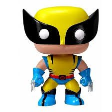 Funko Pop Marvel Wolverine   - Game Land Brinquedos