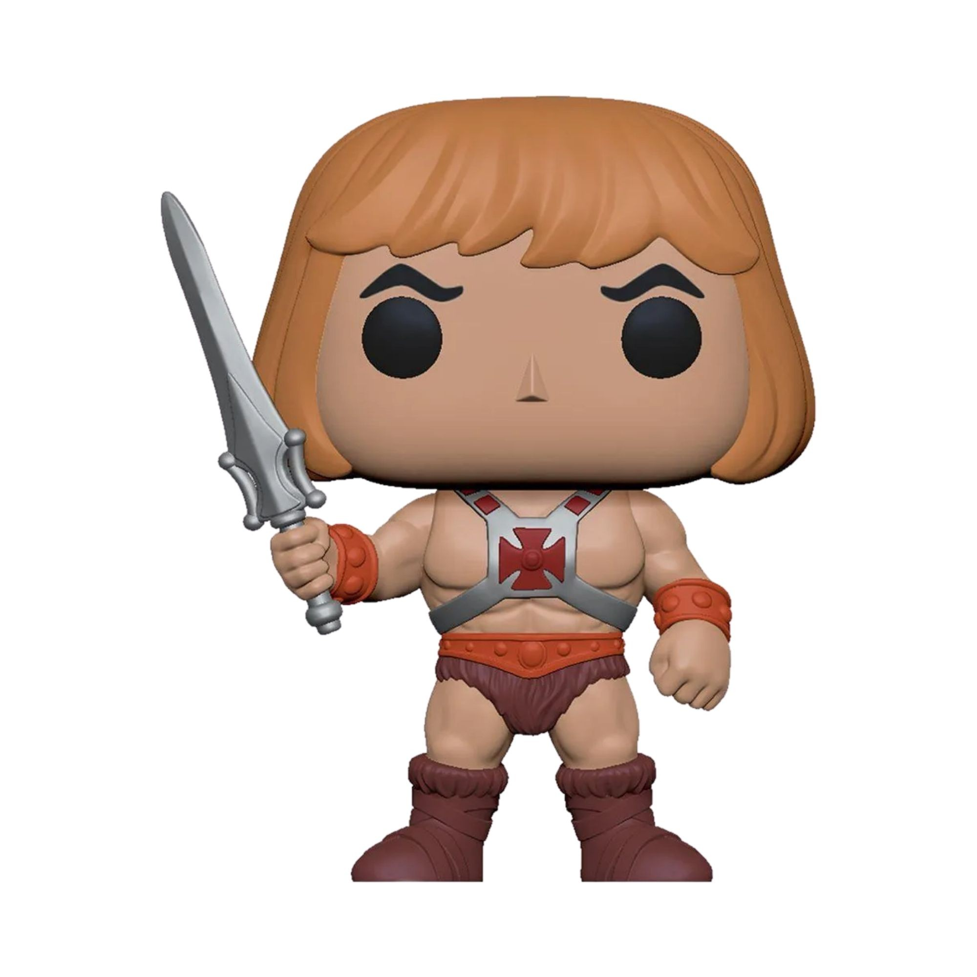 Funko Pop Masters Of The Universe He-Man #991  - Game Land Brinquedos