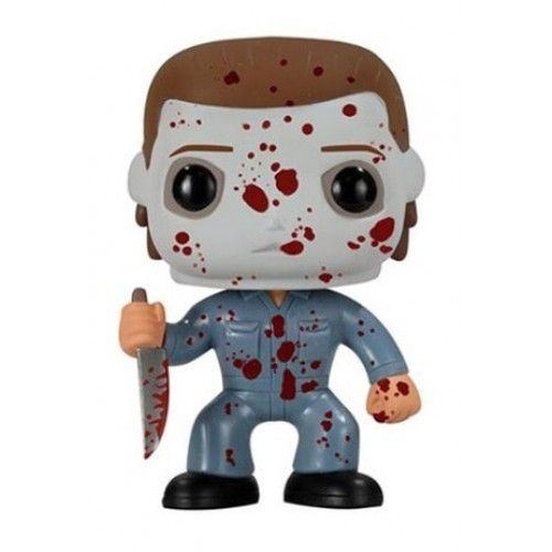 Funko Pop Michael Myers Fye Exclusivo versão Blood 622  - Game Land Brinquedos