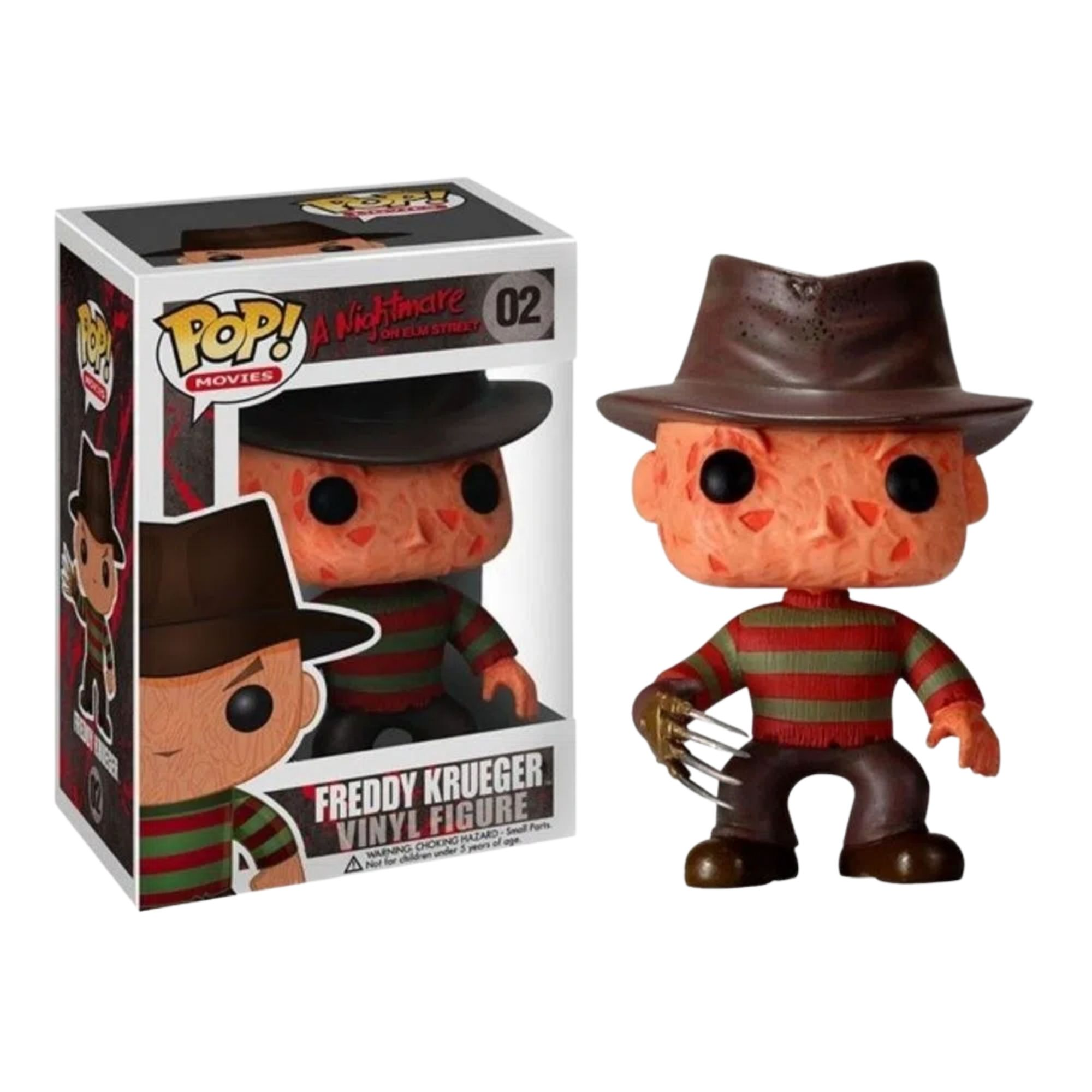 Funko Pop Movies Freddy  #02 A Hora do Pesadelo  - Game Land Brinquedos