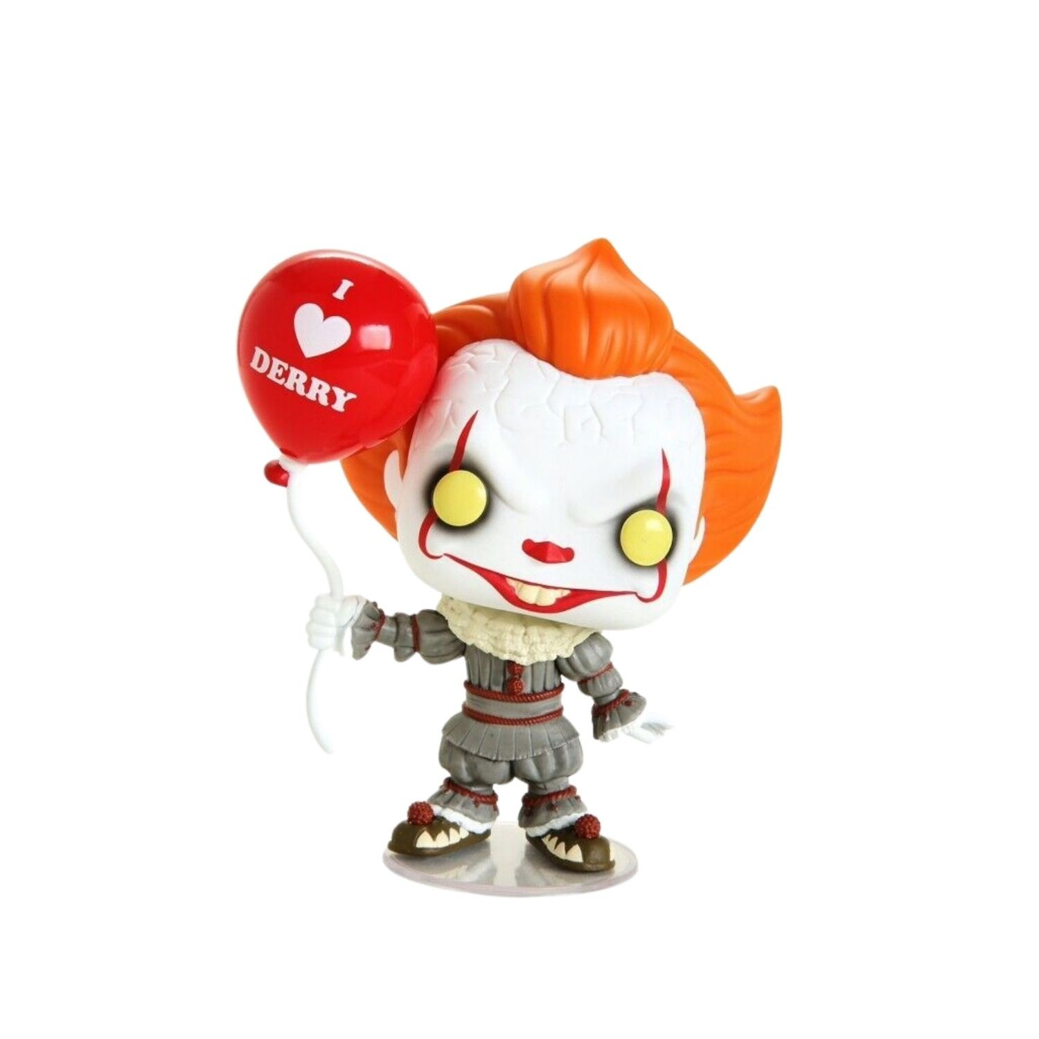 Funko Pop! Movies It Pennywise With Balloon #780  - Game Land Brinquedos