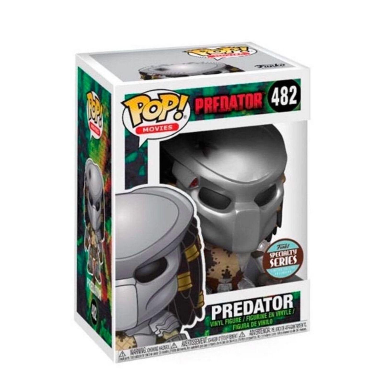 Funko Pop Predator #482 Speciality Series  - Game Land Brinquedos