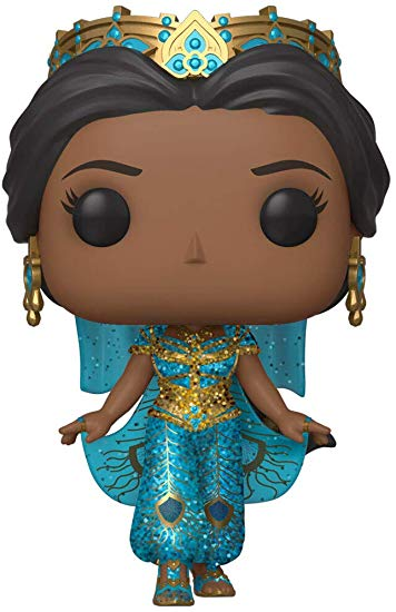 Funko Pop Princesa Jasmine Diamond Exclusiva Funkoshop  - Game Land Brinquedos