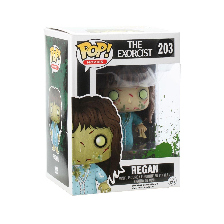 Funko Pop Regan do filme Exorcista #203  - Game Land Brinquedos