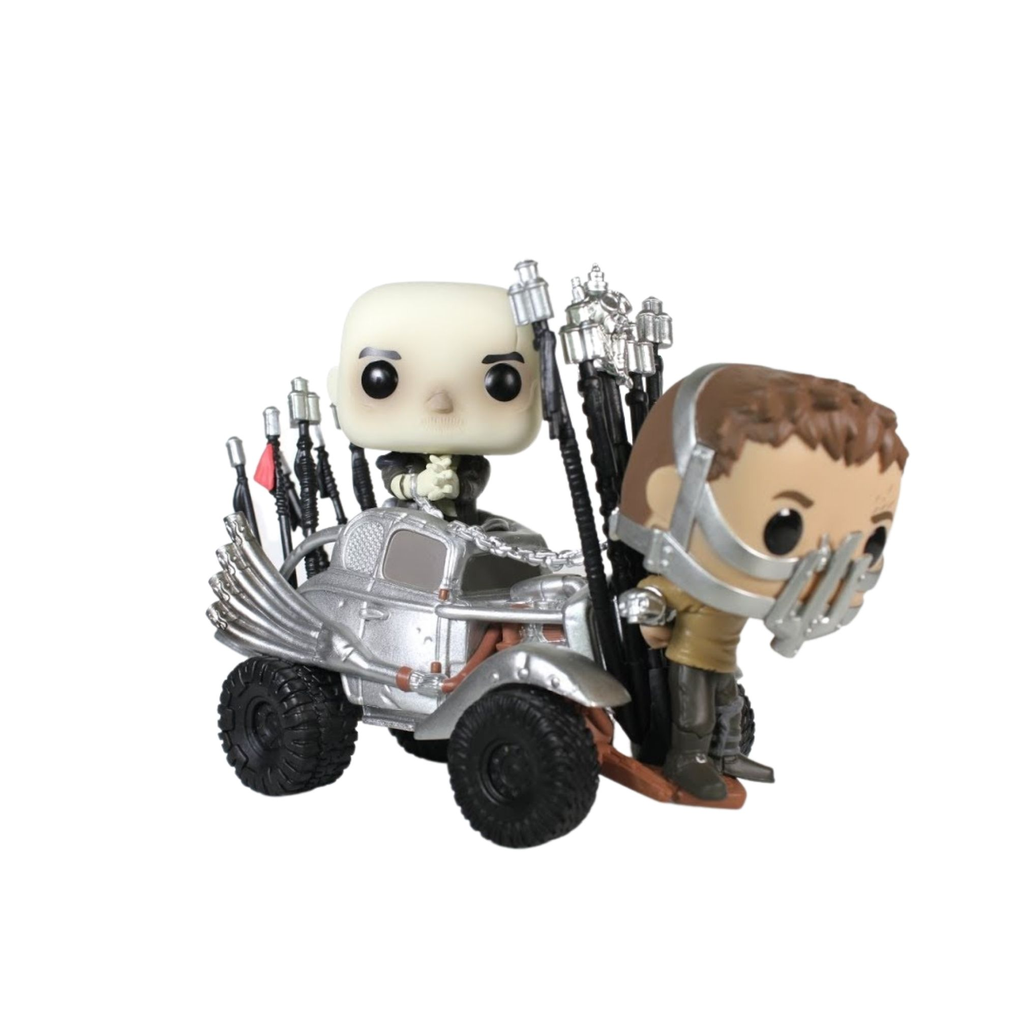 Funko Pop Rides Mad Max The Nux Car # 42 Sdcc 2018  - Game Land Brinquedos