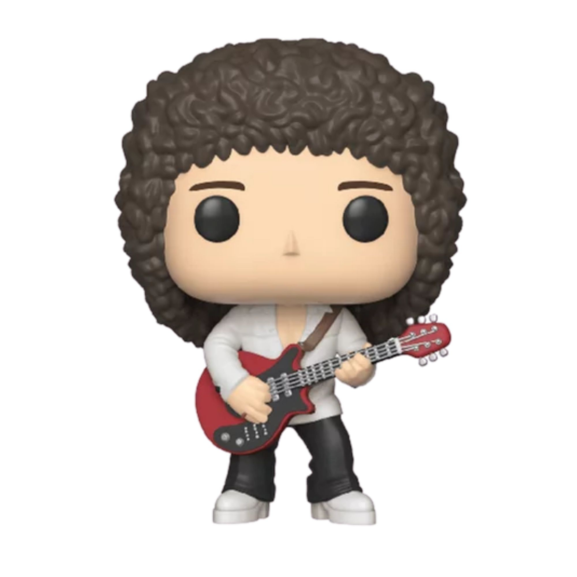Funko Pop Rocks Queen Brian May #93  - Game Land Brinquedos