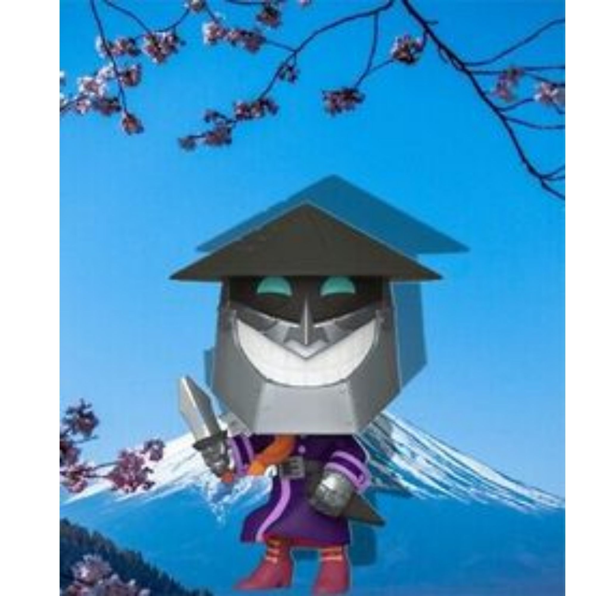 Funko Pop Scaramouche #836 Samurai Jack Sdcc 2020  - Game Land Brinquedos
