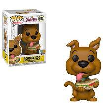 Funko Pop Scooby-Doo #625  - Game Land Brinquedos