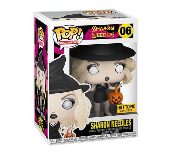 Funko Pop Sharon Needles Drag Queens Exclusivo Hot Topic  - Game Land Brinquedos
