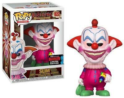 Funko Pop Slim Killer Klowns Exclusivo NYCC Palhaços Assassinos do Espaço Sideral  - Game Land Brinquedos
