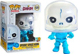 Funko Pop Spooky Space Kook Vilão Scooby-doo #628 Hanna Barbera  - Game Land Brinquedos