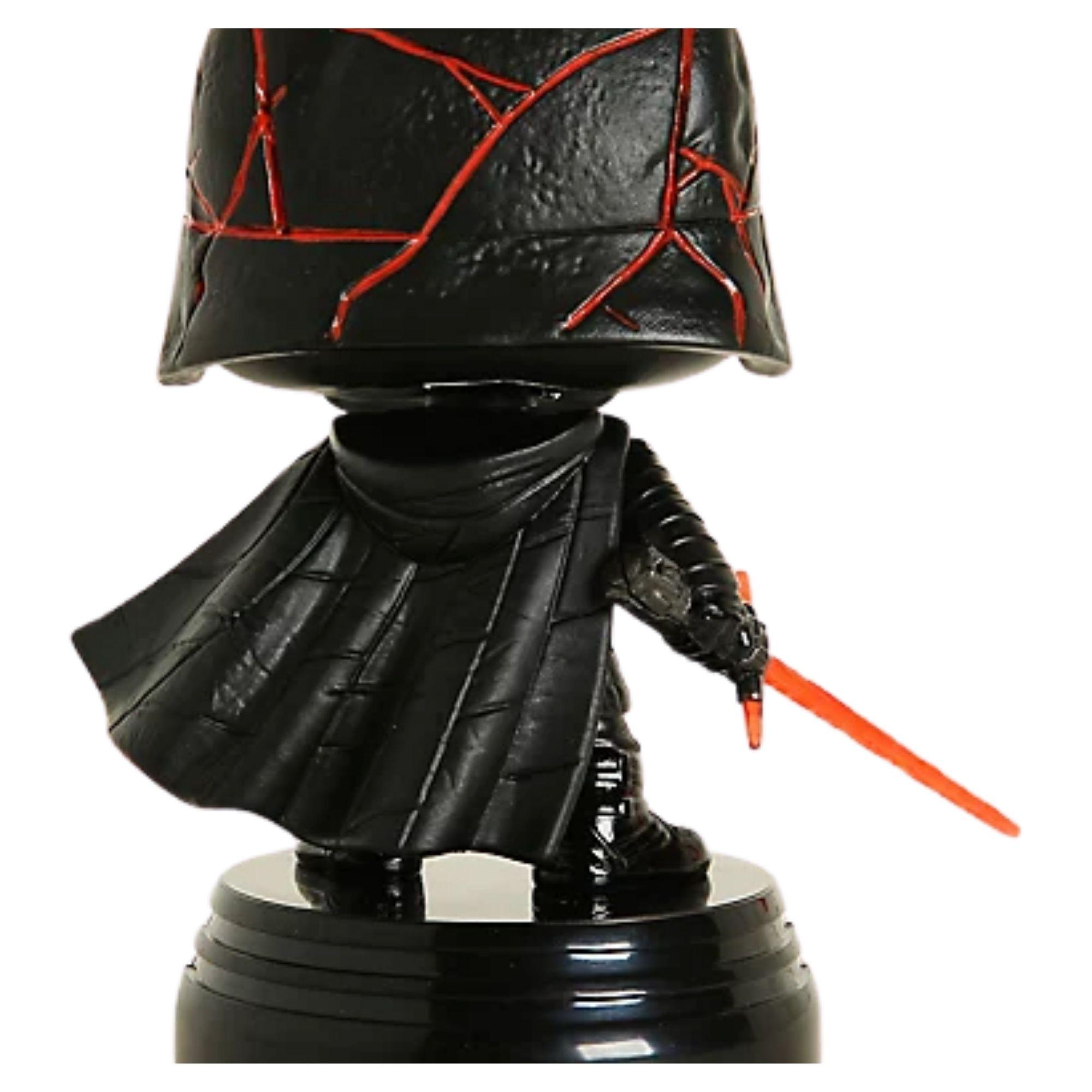 Funko Pop Star Wars Kylo Ren Com Luz e Som #308  - Game Land Brinquedos
