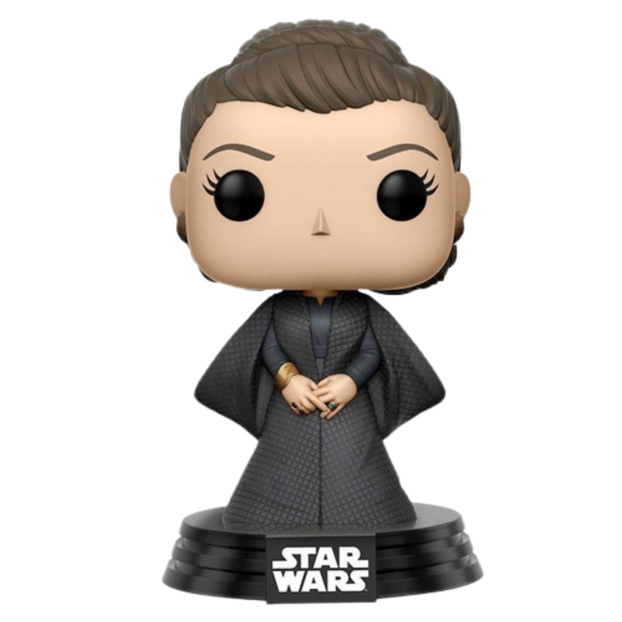 Funko Pop Star Wars Princesa Leia Exclusivo Walmart #218  - Game Land Brinquedos