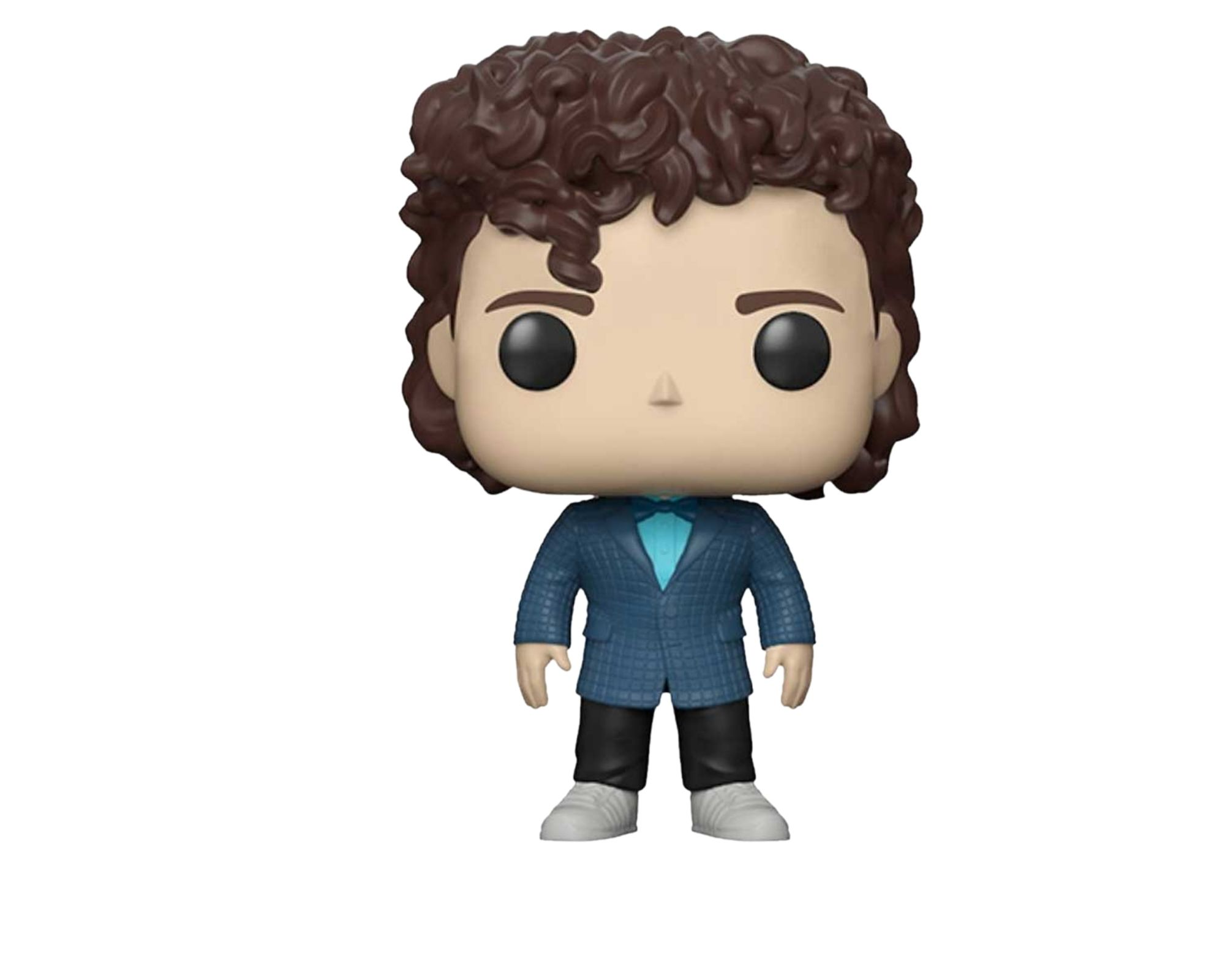 Funko Pop Stranger Things Dustin (Snowball Dance) Sdcc #617  - Game Land Brinquedos