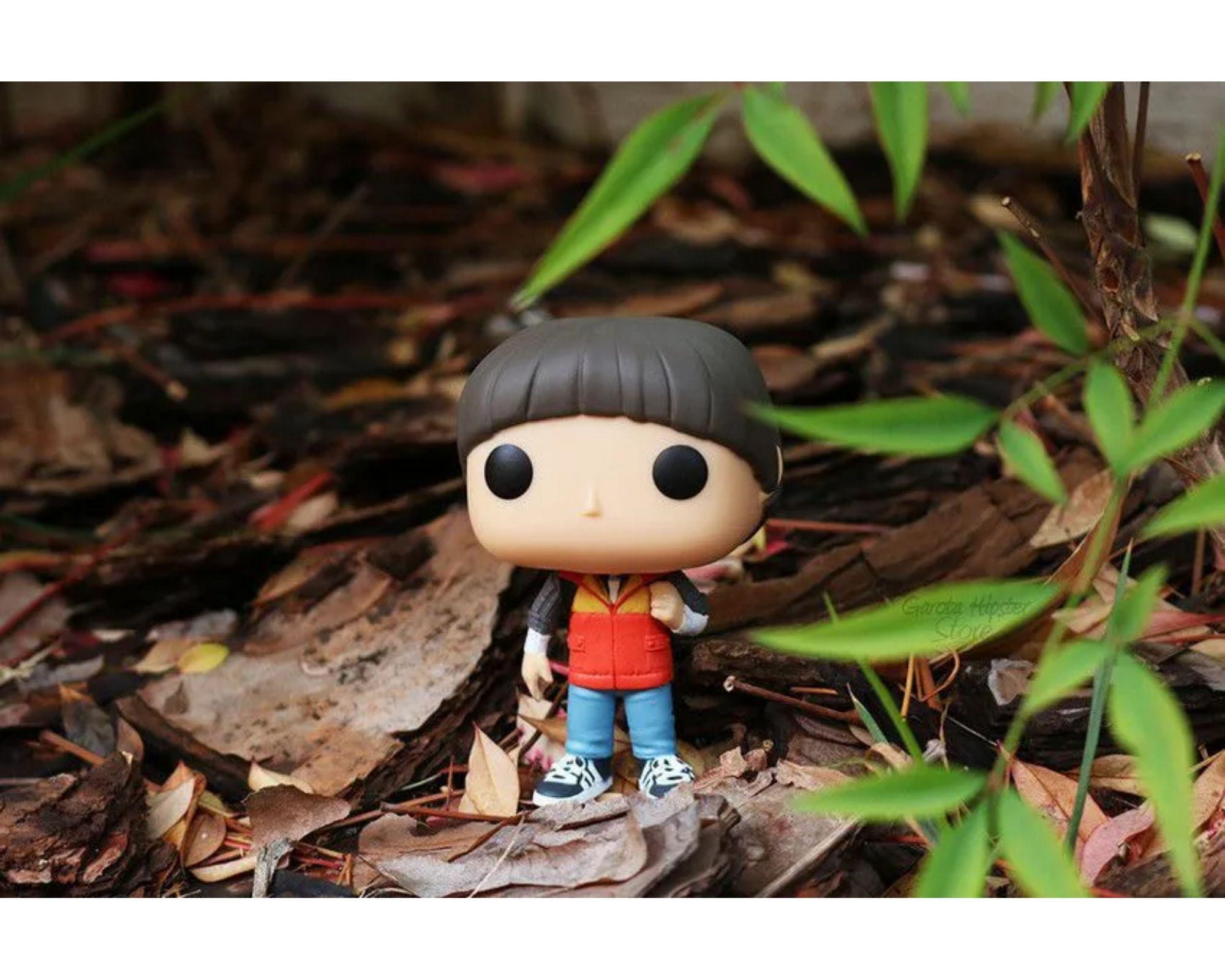 Funko Pop Stranger Things Will #426  - Game Land Brinquedos