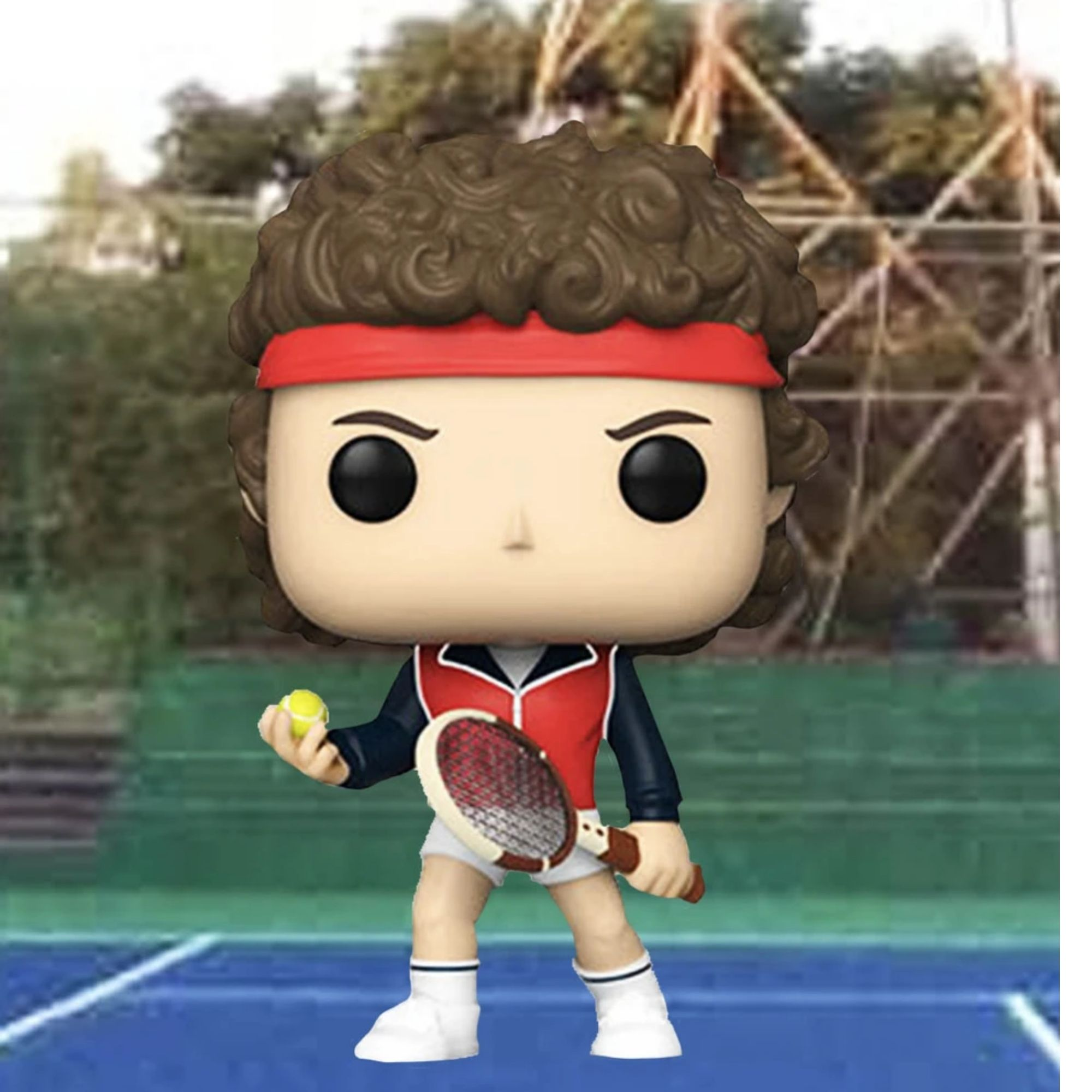 Funko Pop Tennis John McEnroe #03 - Game Land Brinquedos