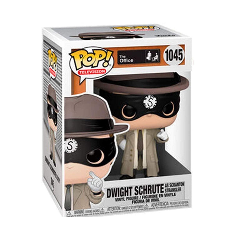 Funko Pop The Office Dwight Schrute Scranton Strangler #1045  - Game Land Brinquedos