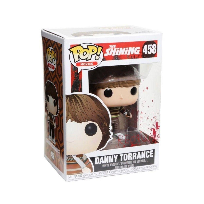 Funko Pop The Shining - Danny Torrance #458  - Game Land Brinquedos